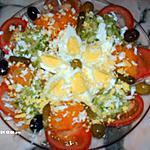 recette salade vitamine fraiche