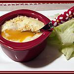 recette Oeufs cocotte à la raclette