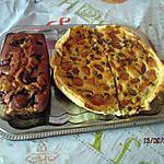 recette tarte aux abricots  ,