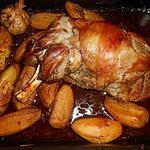 recette Epaule d agneau rotie à la grecque