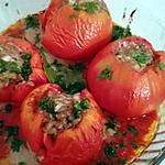 recette TOMATE FARCIS