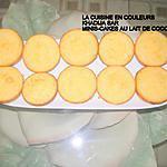 recette Minis-cakes au lait de coco