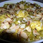 recette Oeufs au curry