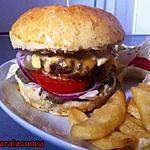 recette Hamburger ( pain maison )