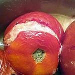 recette Tomates farcies au chèvre et à la coppa