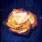 recette Rose de pomme de terre