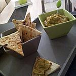 recette Chips de tortillas fait maison et son guacamole mexicain maison