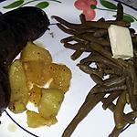 recette Boudin noir aux pommes au micro onde