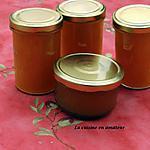 recette Confiture de pommes cannelle au micro-ondes