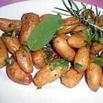 recette POELEE DE RATTES SAUGE ROMARIN