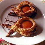 recette Nids d'abricots