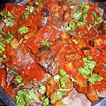 recette Langue de boeuf à la creole