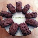 recette Mini brownies aux noisettes