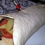 recette Sandwich wrap a la dinde curry coco