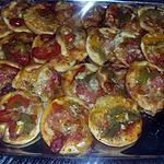 recette Pizzas apéritives