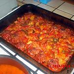 recette boulettes de viande avec légumes