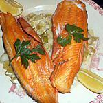 recette Filets de haddock fondue de poireaux
