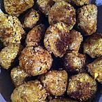 recette Boulettes de boeuf maison