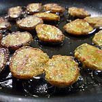 recette Beignets de pain aux poivrons et chorizo...