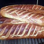 recette Le pain viennois