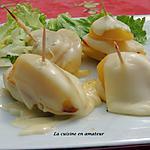 recette Croque pommes de terre à la coppa et raclette