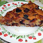 recette Gâteau moëlleux aux figues de MarylineH