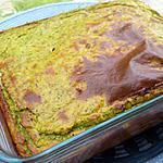 recette Mousse de courgette au thym et bleu de Bresse