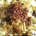 recette rfissa (plat traditionnel du grand casablanca et environs)
