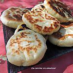 recette Pains pour kebab