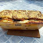 recette Croque cake à l'italienne