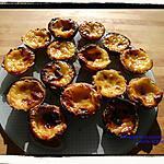 recette Pasteis de Nata Comme à Fuseta (Portugal)