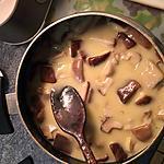 recette Fondue savoyarde aux cèpes