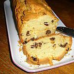 recette Cake aux raisins de Carmencita repris par Kekeli