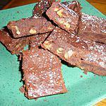 recette Brownie chocolat et noix