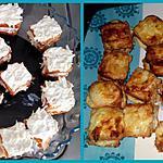 recette Mini croque monsieur apéritif avec des biscottes