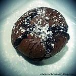 recette Fondants au chocolat au coeur coulant