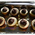 recette Pomme Rôtie au Pain d'Epices