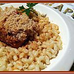 recette Filet mignon de porc à la provençale de Jean