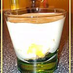 recette Tiramisu mangue noix de coco et eau de rose.