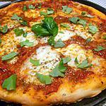 recette pizza margarita a ma façon