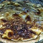recette Quiche jambon 3 fromages