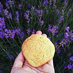 recette Biscuits citron et lavande