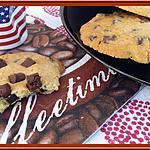 recette Les cookies de Michalak.