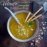 recette Velouté de Courge Potimarron Courgettes - Thermomix ou Pas