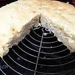recette cake pomme et poire