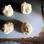 recette raviolis crevette '' har gow '' asiatique