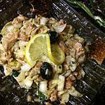 recette SALADE  D'ENDIVES  OCEANE