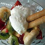 salade de fruits : recette salade de fruits jolie....
