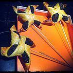 recette Moulins à vent au pavot