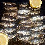 recette Sardines à la tapenade